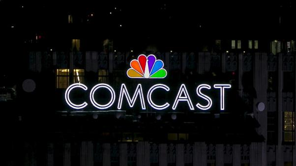 Comcast second-quarter profit beats Wall Street, misses on revenue