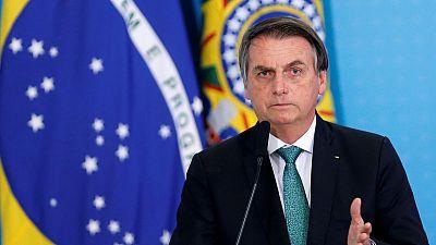 وزارة العدل بالبرازيل: متسللون إلكترونيون استهدفوا هواتف الرئيس