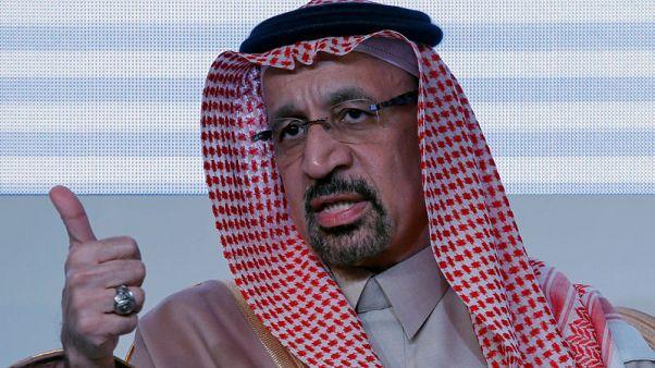 وزير الطاقة السعودي: محادثات أرامكو لشراء حصة في أنشطة تكرير ريلاينس مستمرة