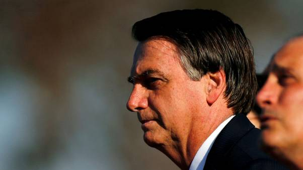 Brazil President Bolsonaro's cellphones targeted by hackers - Justice Ministry