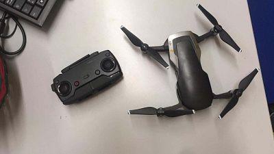 Drone sorvola il Colosseo, denunciato