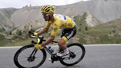 Tour: Alaphilippe resta in giallo