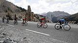 Tour: Quintana vince il tappone alpino