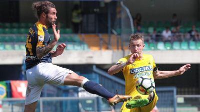 Venezia: arriva centrocampista Zuculini