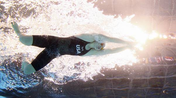 More gold for Dressel, King disqualified at world championships
