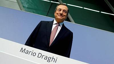 ECB's Draghi rules out becoming IMF chief