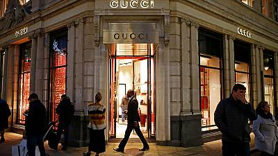 Sales growth eases at Kering's star Gucci brand