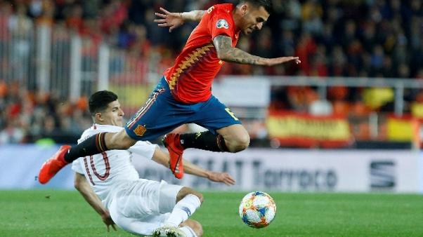 Ceballos si trasferisce all'Arsenal