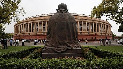 India's parliament approves changes to right to information law despite protests