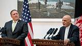 Pompeo, Ghani agree to 'accelerate efforts' to end war in Afghanistan -State Department