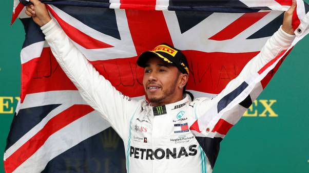 Hamilton hoping for rain to beat the Hockenheim heatwave