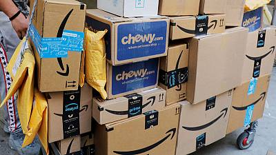Amazon's push for faster delivery dents profits, costs up 21%