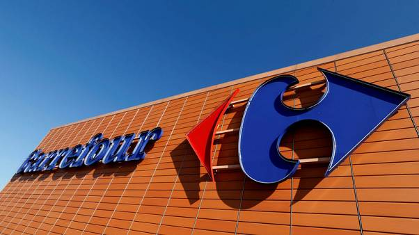 Retailer Carrefour says strategic overhaul on track as first half profits rise