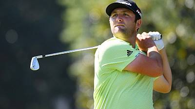 Rampant Rahm takes first-round lead at WGC-St. Jude Invitational