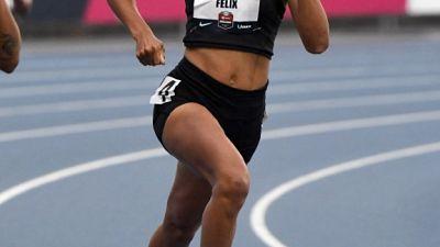 فيلكس تتأهل في سباقها الأول في 13 شهرا