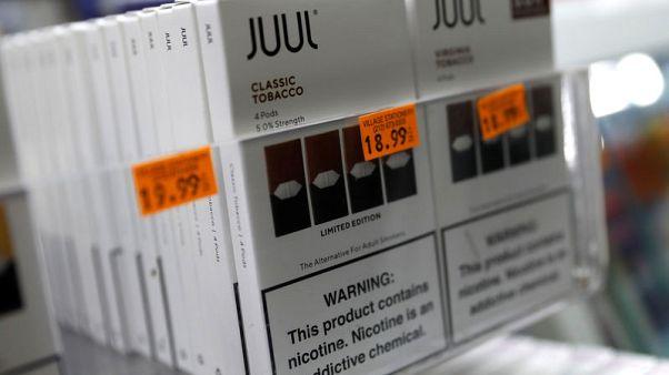 U S  lawmakers grill E-cigarette maker Juul over efforts