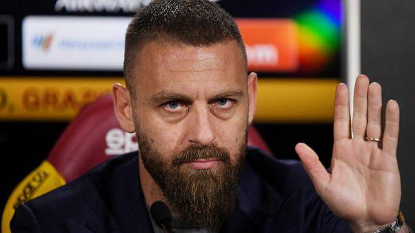 Former Roma skipper De Rossi joins Boca Juniors