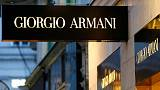 Italy's Armani sees first signs of recovery after 2018 sales fall