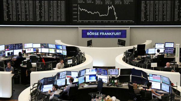أسهم أوروبا تحاول التعافي بعد قرار للمركزي الأوروبي مخيب للآمال