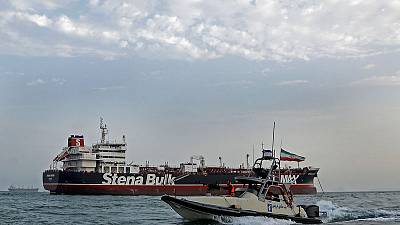 Iran says India given consular access to 18 crew of the detained British vessel