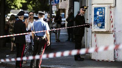 Carabiniere ucciso a coltellate a Roma
