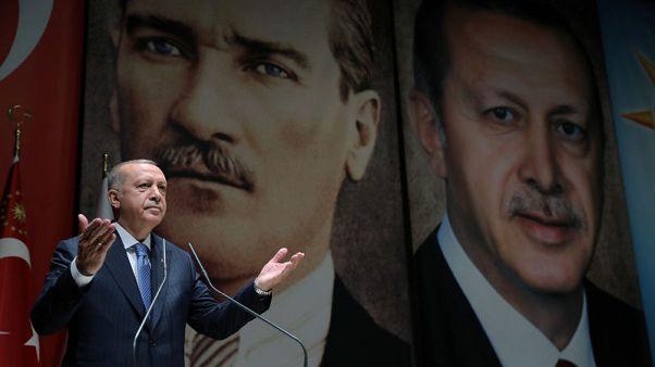 Erdogan says Turkey to turn elsewhere if U.S. will not sell F-35s