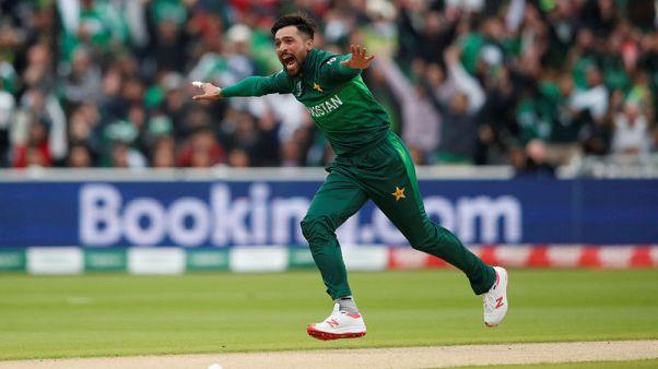 Pakistan's Amir retires from test cricket
