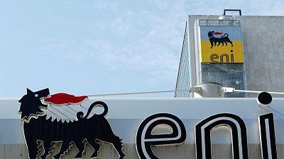 ملخص-إيني تأمل في العمل بإنتاج وتصدير الغاز المسال في قطر