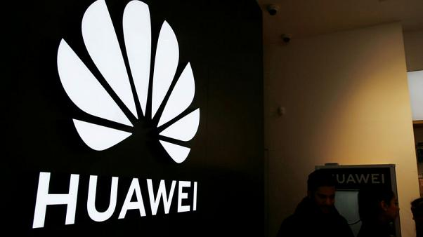 Huawei rolls out 5G phone and flags first Hongmeng device