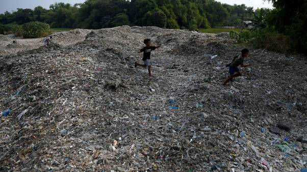 Indonesia plans new rules to curb jump in imports of plastic waste