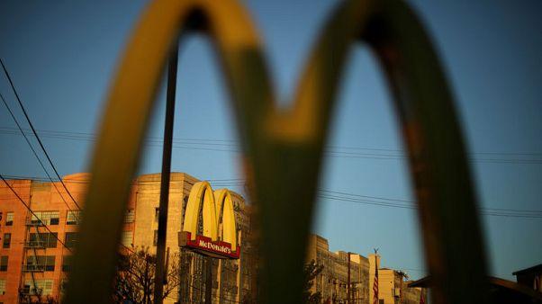 McDonald's U.S. same-store sales beat expectations