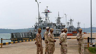 كمبوديا تنفي تقارير عن اتفاق سري مع الصين باستخدام قاعدة بحرية لها