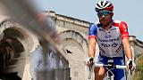 Tearful Pinot abandons Tour de France due to injury