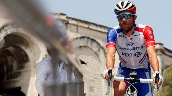 إصابة تُجبر بينو على الانسحاب من سباق فرنسا للدراجات