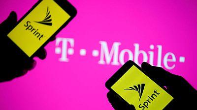 U.S. Justice Department approves $26 billion Sprint, T-Mobile merger