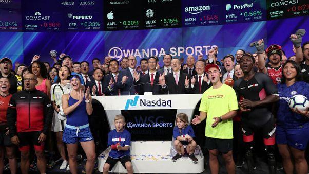 China's Wanda Sports raises $190.4 million in downsized IPO