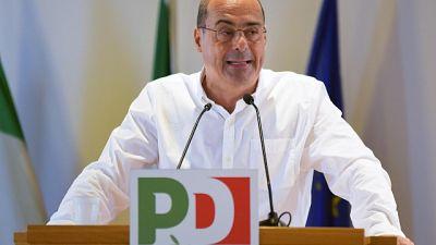 Governo: Zingaretti, rischio uomo forte