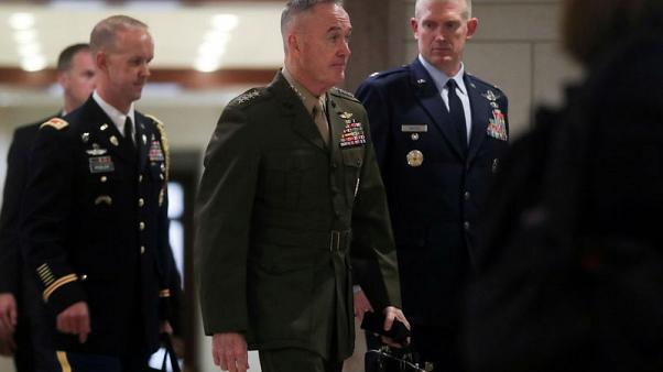 Top U.S. general cautiously optimistic about Afghan peace push