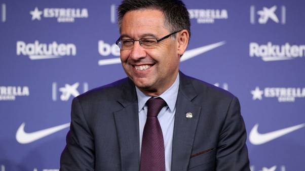 Barca planning for post-Messi era, says club president