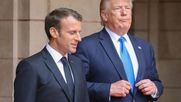 Trump says U.S. to hit France with 'substantial' action for digital tax