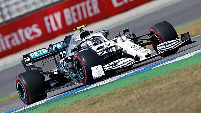 Mercedes to decide Bottas's future in August