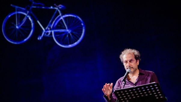 Fausto Coppi rivive al Teatro Carignano