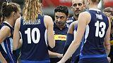 Volley: donne, Italia-Turchia 3-2