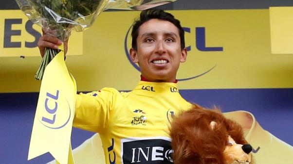 Bernal stamps his authority on Tour de France, set to win title