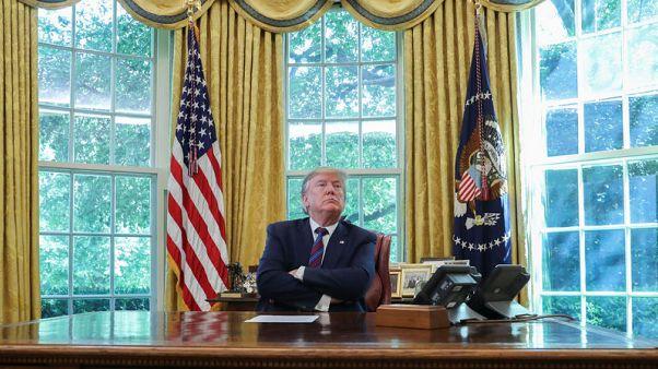 ترامب يقول إنه غير منزعج من إطلاق كوريا الشمالية صواريخ قصيرة المدى
