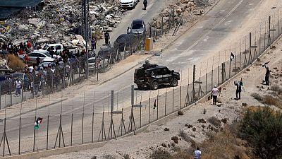 Israeli troops kill Palestinian at Gaza border protest - medics