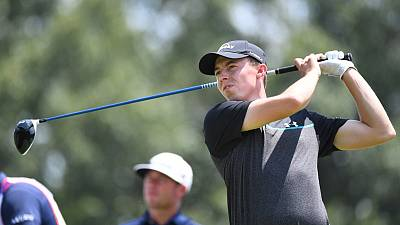 Fitzpatrick shoots 64 for second-round clubhouse lead in Memphis