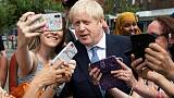 Trump, in phone call, congratulates Johnson on becoming PM