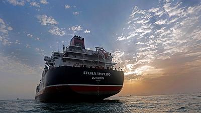 Russian officials in Iran visit Russian members of detained UK vessel