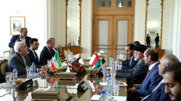Oman's top diplomat in Iran talks amid mounting Gulf tensions